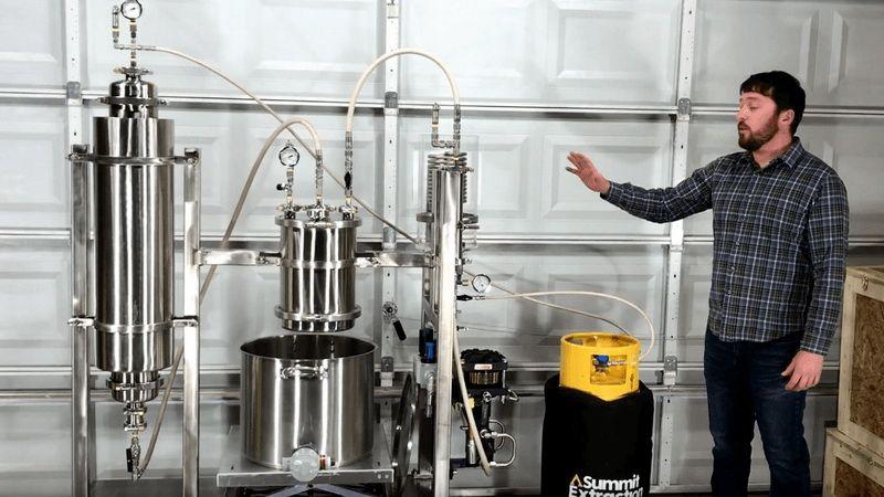 extraction-system-compressor-butan