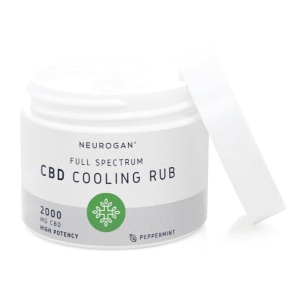 CBD Cooling Rub